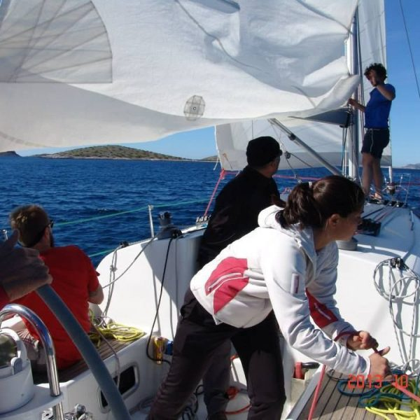 Sailing Skills and Navigation