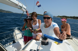 OJ obitelj kostic 1 300 - Family Sailing - Sail With Your Dearest Team