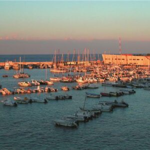 Italian adventure - offshore sailing to Otranto