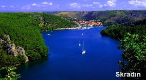 skradin2 - Sailing School ANA - Where We Are And How To Reach Us
