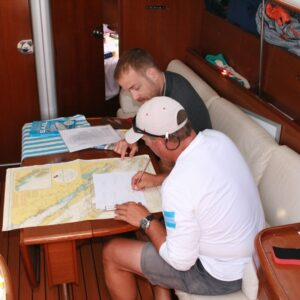 RYA Coastal Skipper Course Practical