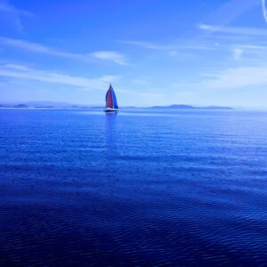 Sailing to Dubrovnik - sharpen your sailing skills