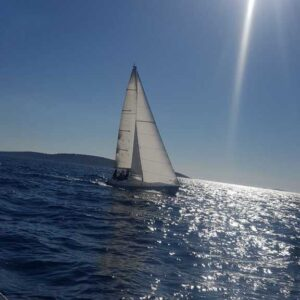 Advanced Sailing - Coastal Sailing And Cruising
