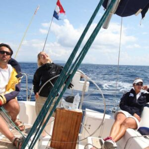 Advanced Sailing - Sailing Skills and Navigation Short Course
