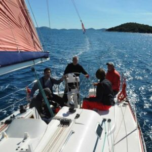Sailing to South Dalmatia - Mljet, Korcula and Vis Islands