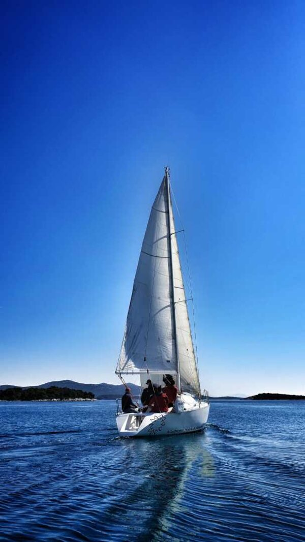 Private sailing ANA Sail
